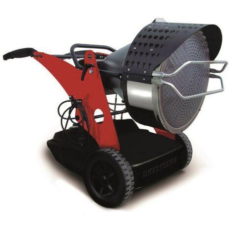 Générateur mobile fioul à rayonnement TOPCAR 11036