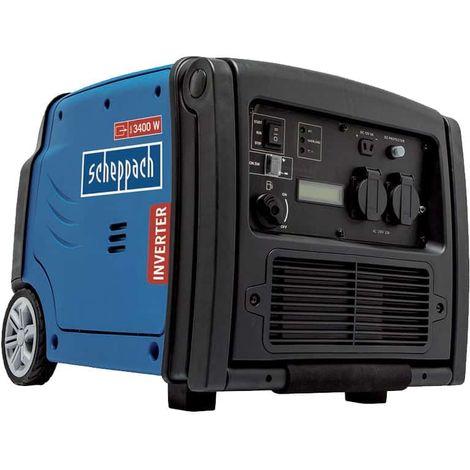 Generator set SCHEPPACH Inverter 5,1 HP - SG3400i