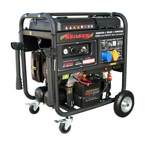 Generator, Welder and Compressor (3 in 1)