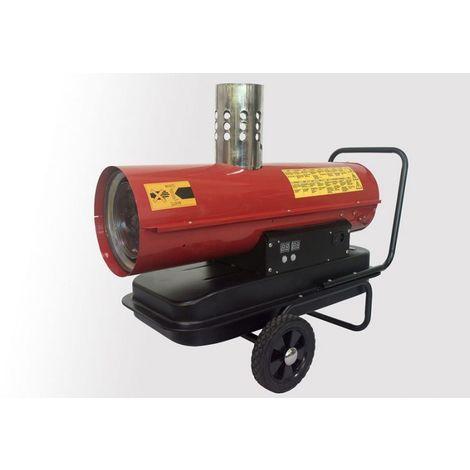 Generatore aria calda indiretto gasolio cm 84,5x42x55 italia DH2-I-20C