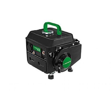 Generatore di corrente bavaria a benzina con avviamento a for Generatore di corrente con avviamento automatico