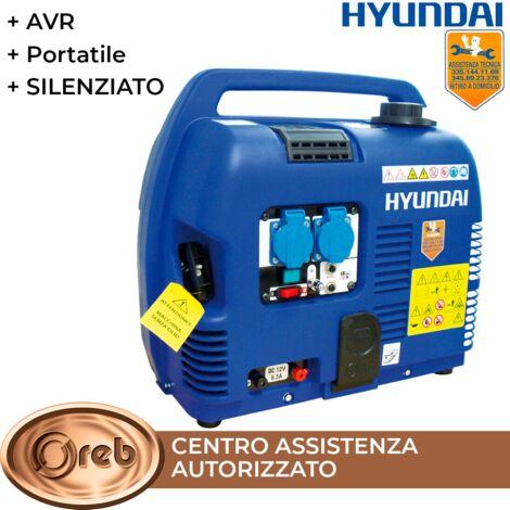 """main image of """"Generatore di corrente hyundai 65106 085kw gruppo elettrogeno benzina 4 tempi"""""""