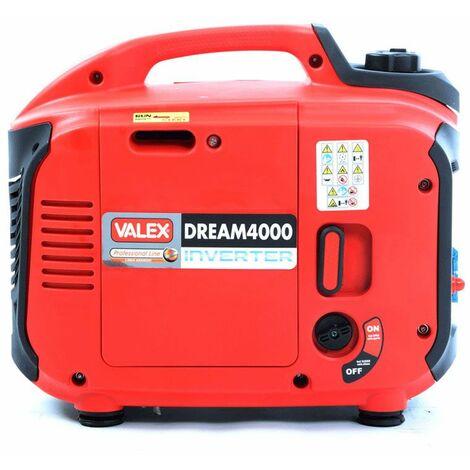 Generatore di corrente inverter 2 kw valex dream 4000 for Generatore di corrente lidl