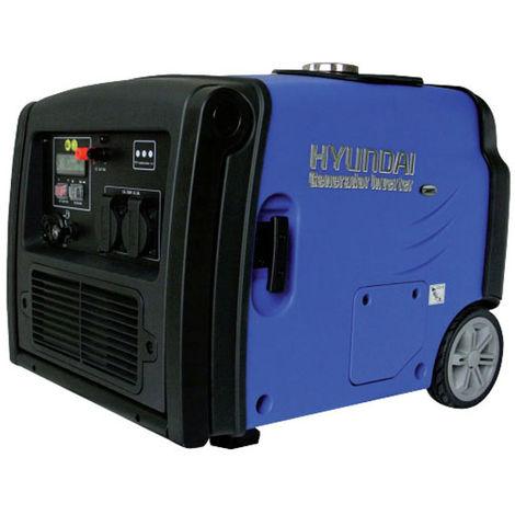 Generatore di corrente inverter 2,8 Kw HYUNDAI HY3200i silenziato