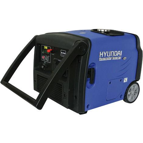 Generatore di corrente inverter Hyundai 65152 - HY3200iEs con AVR