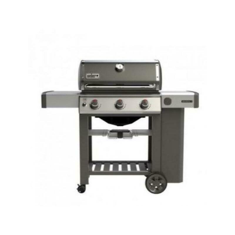 Weber - Genesis ii barbecue À gaz 3 feux gris 61051129