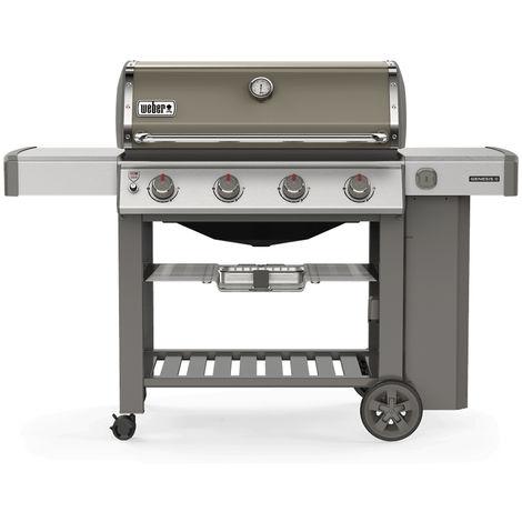 Barbecue gaz Weber Genesis II E-410 GBS Gris