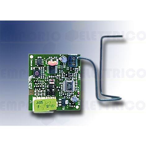 genius 1-channel radio receiver 433 rc rolling code 6100110
