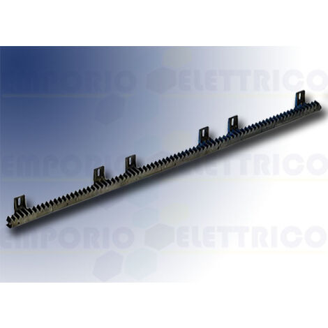 genius 1 m nylon gear rack 30x12 mm ja221
