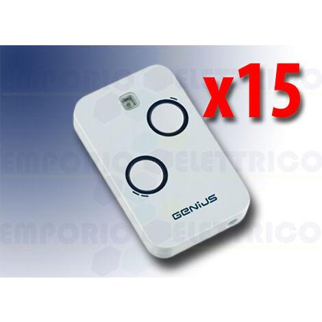 genius 15 2-channel remote controls 868mhz jlc kilo tx2 6100332