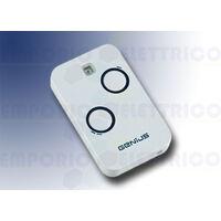 genius 2-channel remote control 868mhz jlc kilo tx2 6100332