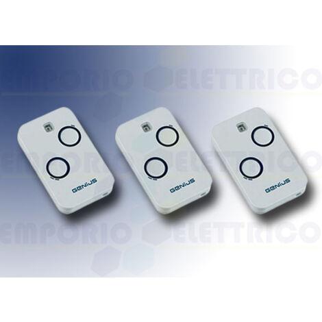 genius 3 2-channel remote controls 868mhz jlc kilo tx2 6100332