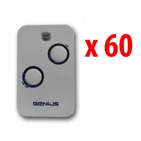 Telecomando radiocomando originale Faac Genius KILO TX4 433 mhz JLC 6100331