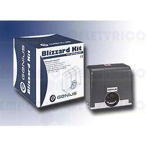genius blizzard 400 automation kit enc 433 MHz 24v 104016