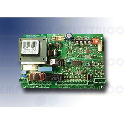 genius electronic card 230v ja592