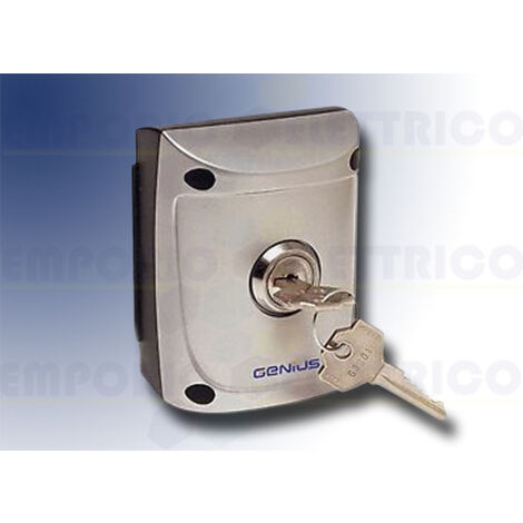 genius outdoor key-operated selector 2 contacts quick 2 ja31301-15
