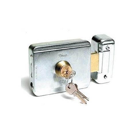 genius serrure électrique 12v 6100011 (faac 712650)