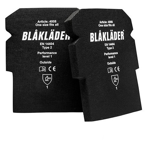 Genouillères CORDURA Noir - Taille unique - 400810159900 - Blaklader - 40081015