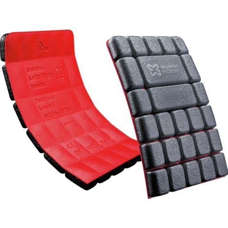 Genouillères de protection MODYF EN 14404 grises (la paire) - One size