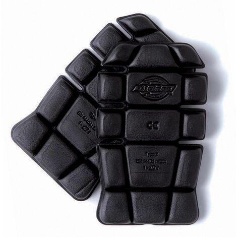 GENOUILLÈRES One Size Black - Black