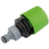 GENUINE Draper multi tap connector garden hose adapter