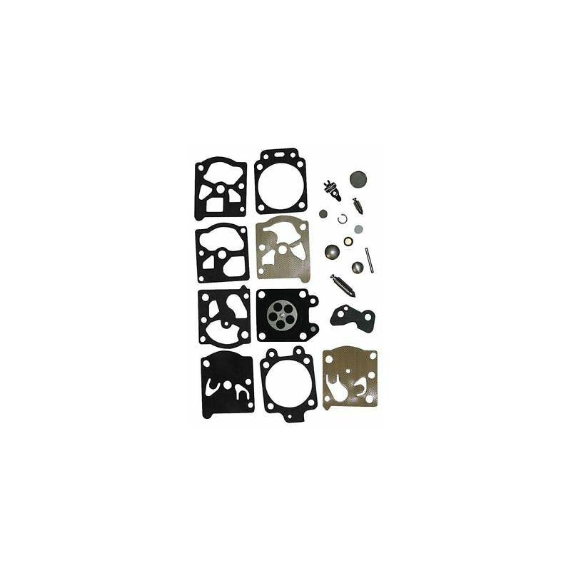 Genuine Walbro K20-WAT Carburettor Diaphragm Gasket Repair Kit Set, See  Listing