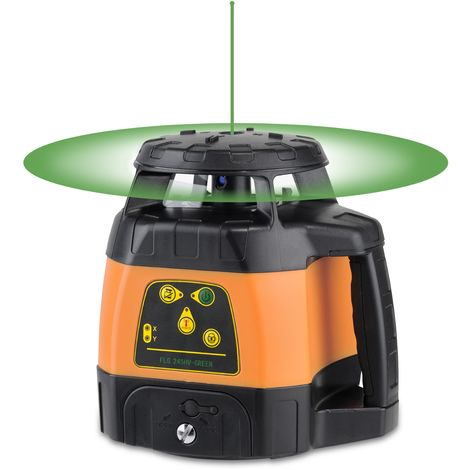 GEO FENNEL 244501 - Nivel rotativo autonivelante FLG245HV-GREEN