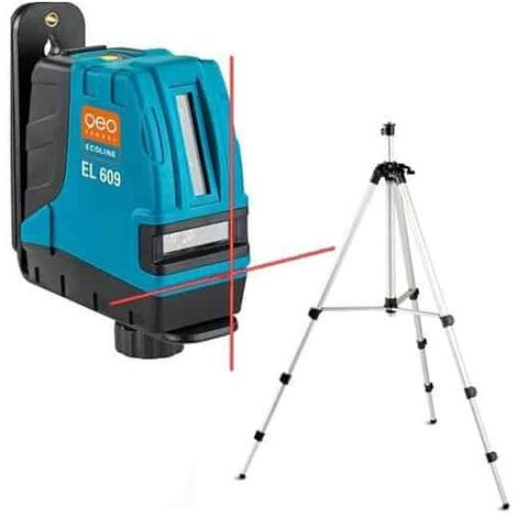 GEO Fennel Laser croix automatique 10 m - EL 609 Set