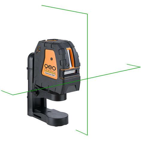 Geo Fennel - Laser en croix vert portée sans cellule 40m - FL 40-PowerCross Plus GREEN SP