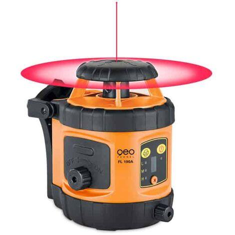 Geo Fennel Laser rotatif FL190A + FR45 + TN 14 + BT161- 292190-BC