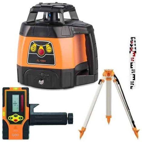 Geo Fennel Laser rotatif FL190A + FR45 + TN 14 + BT161 - 292190-S01 >>
