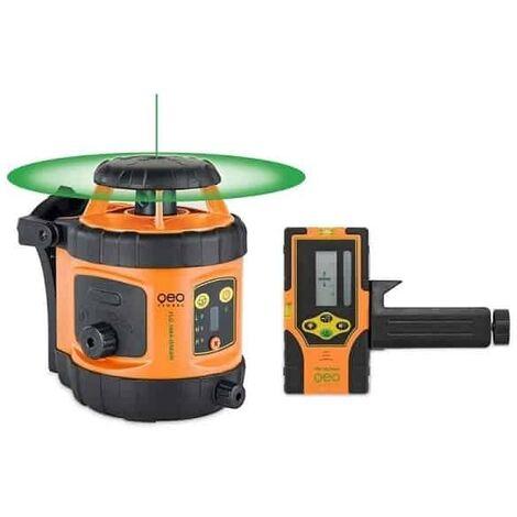 GEO Fennel Laser rotatif FLG 190A-GREEN + FRG45 - 292195