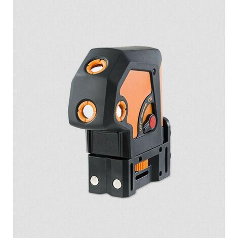 Geo Fennel - Niveau Laser pointeur automatique 5 points 30m - Geo5P - TNT