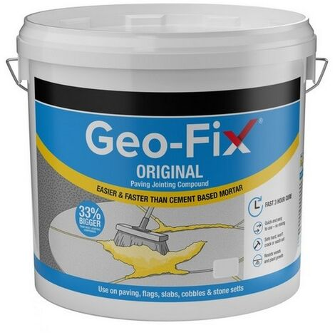 """main image of """"Geo-Fix Buff Paving Joint Compound Buff 20kg"""""""
