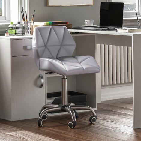 "main image of ""Geo Office Chair, Grey"""