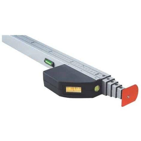 GEOFennel Canne mesureuse - EasyFix 5 m - 451