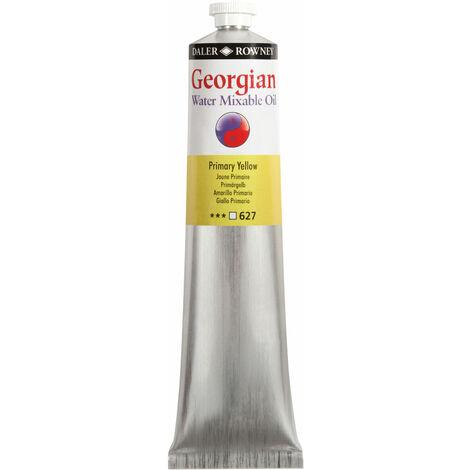 Georgian Watermixable Oil 119200627 200ml Primary Yellow