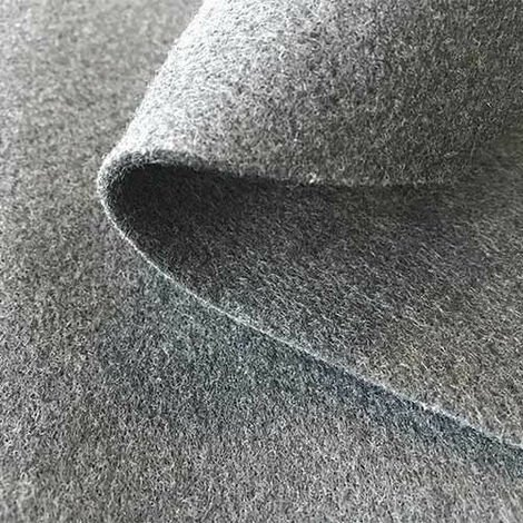 Géotextile anti-poinçonnant spécial bassin 300 g/m² gris