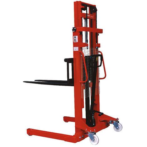 Gerbeur manuel charge 1500kg / hauteur 1600mm
