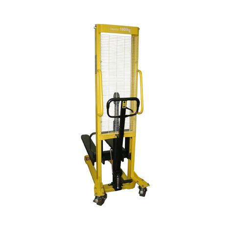 Gerbeur manuel standard - Charge 500 à 1500kg (plusieurs tailles disponibles)