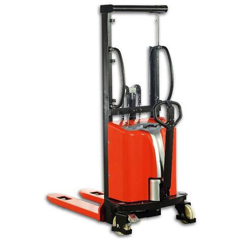 Gerbeur semi-électrique charge 1000kg (plusieurs tailles disponibles)