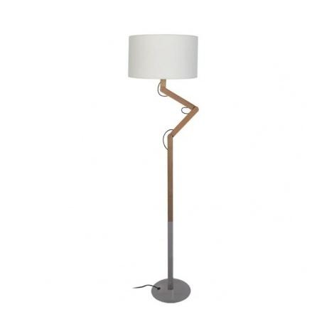 Geri X En Naturel Massif 157 H Lampe Poser 135 A Oe Bois Cm Blanc gyb6fIvY7