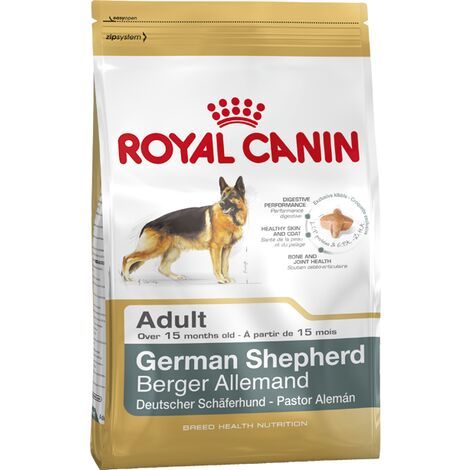 German Shepherd Adult - 12kg + 2kg