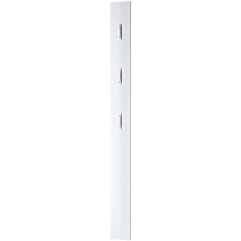 Image of Coat Rack Panel White 3255-84 - White - Germania