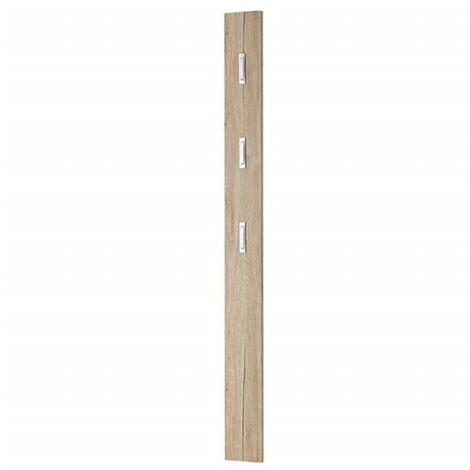 Germania Coat Rack Panel Sanremo Oak 3255-177