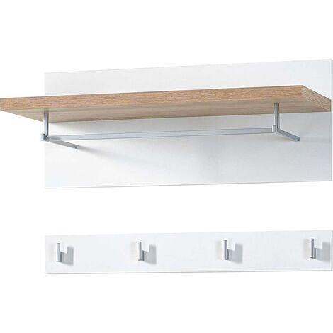 Germania Wardrobe Panel Top Sanremo Oak 3193-177