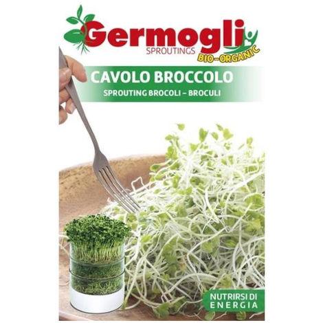 Germogli di Cavolo broccolo (Semente)