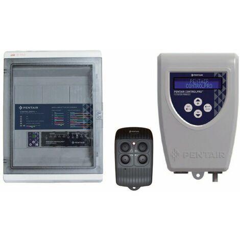 Gestionnaire de filtration et d'éclairage ControlPro PLUS de Pentair