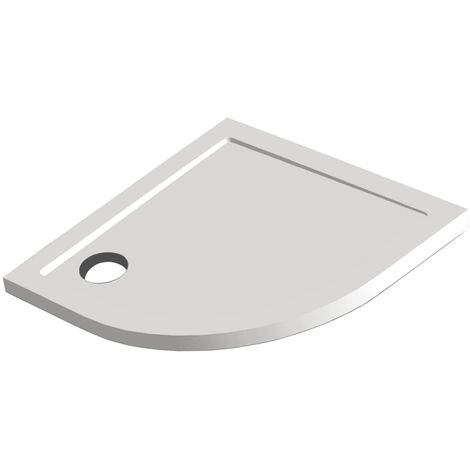 Get Wet by Sealskin Fusion Built-in Shower Tray Quadrant 60431208010