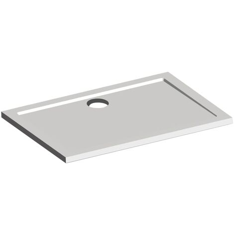 Get Wet by Sealskin Fusion Built-in Shower Tray Rectangle 60431209410